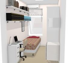 Dormitório Jess