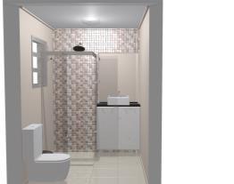 Banheiro Social Casa Térrea