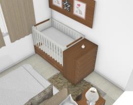 quarto casal e bebe