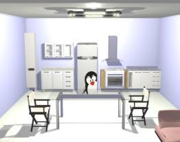 Cozinha de Rafaela