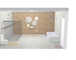 Banheiro casal suite