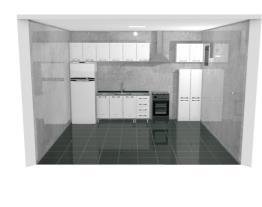 Meu projeto no Mooble cozinha 1
