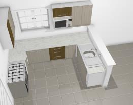 Cozinha Cliente rua 14
