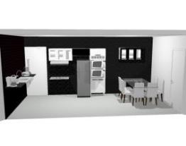 Cozinha/Copa mod 2