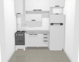 Cozinha Modular - Amare