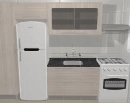 projeto elaine cozinha solaris
