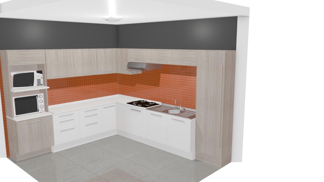 Cozinha Modulada Completa Unique Com 12 M Dulos Branco Carvalle