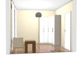 Quarto Roupas - Projeto armário