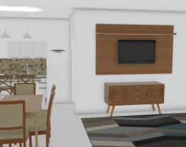 Meu projeto sala/cozinha