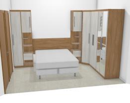 ariane  - dormitorio casal 1