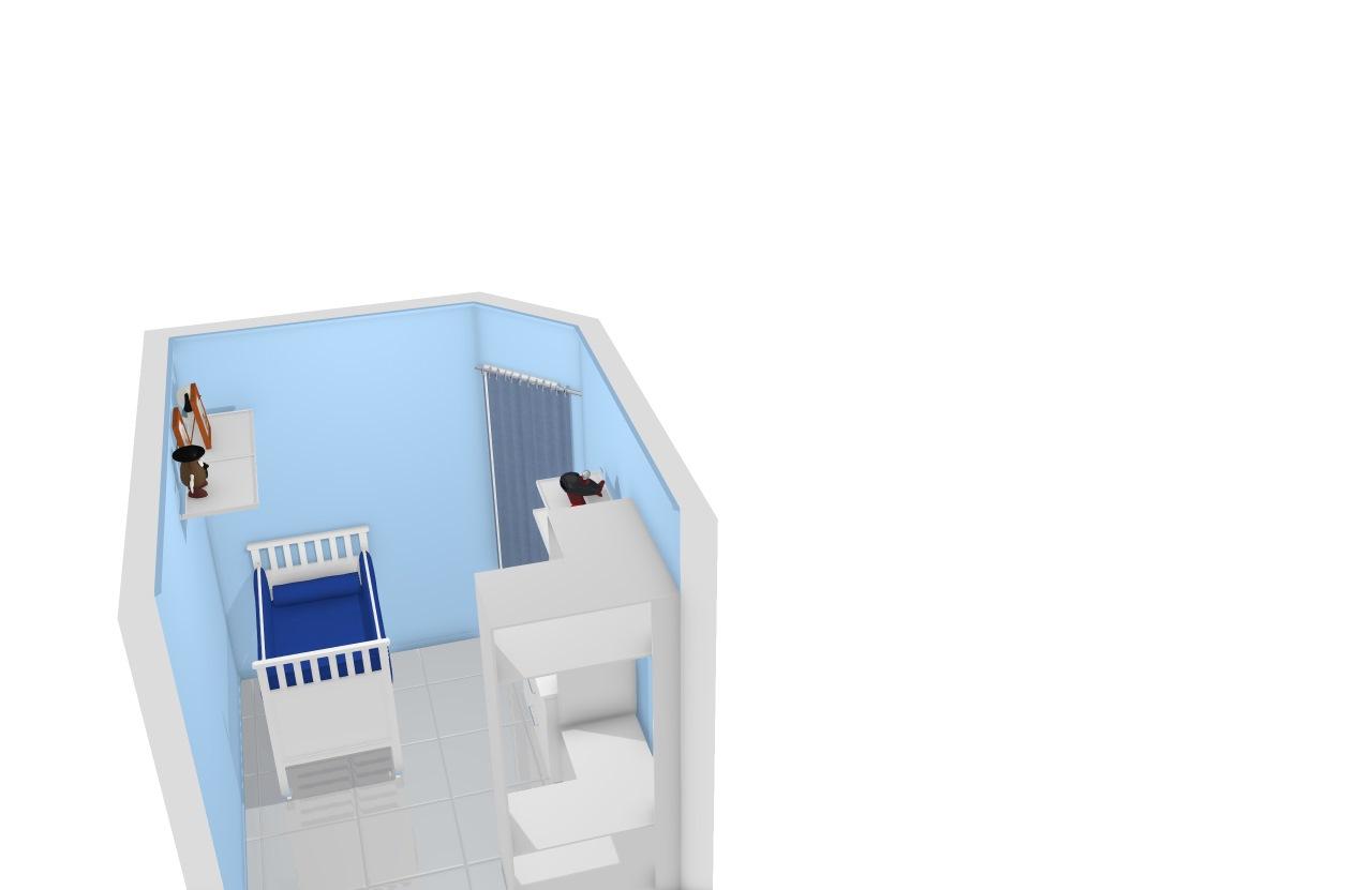 quarto do josé