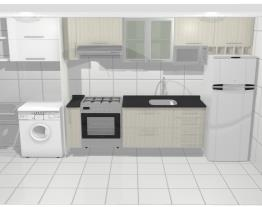 Cozinha+Lavanderia