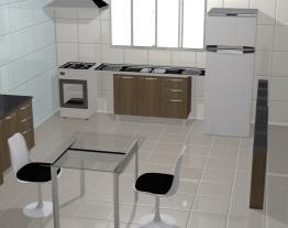cozinha ruim
