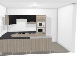 Cozinha Délia Cassol
