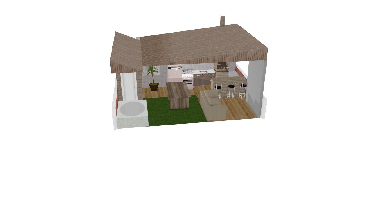Projeto terraço 2