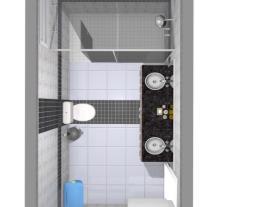 fofa banheiro do quarto da fofa