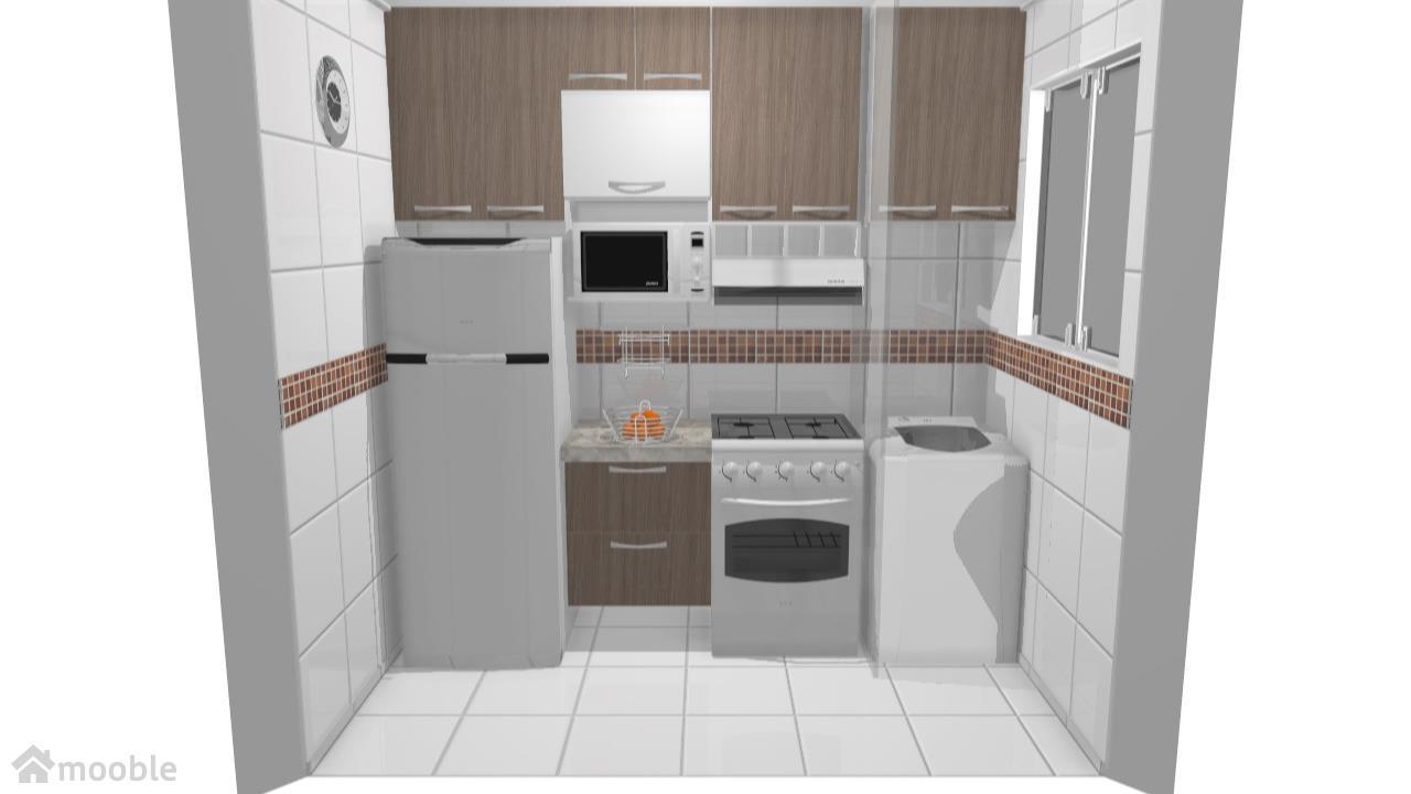 cozinha apartamento 1