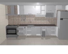Cozinha apto - Adib