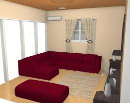 Meu projeto no Mooble sala de estar
