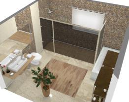Banheiro (Casa moderna)