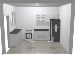 Cozinha 4° opção