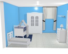 Meu projeto quarto  de bêbê