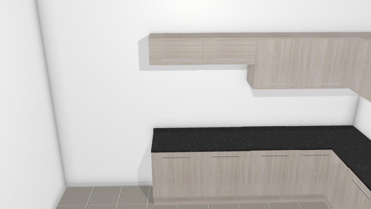 Cozinha Modulada Completa 14 M Dulos Unique Branco Carvalle
