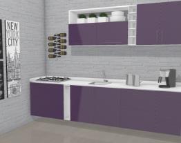 Cozinha Beringela