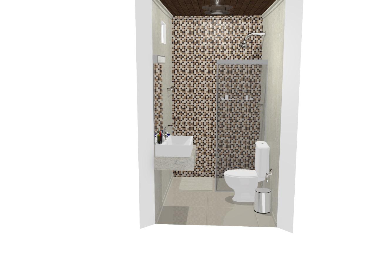 Banheiro da Domingas 2