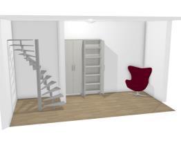 sala da escada fer
