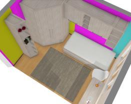 quarto closet Alice D.Vida Araucaria