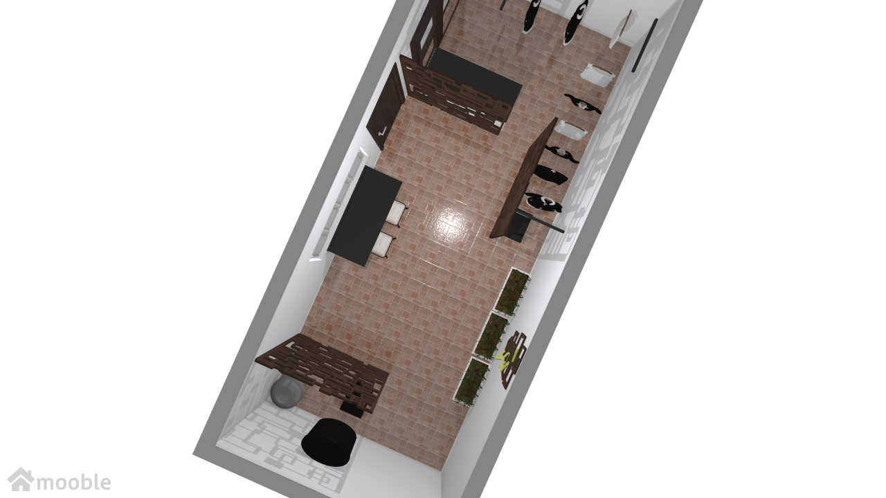 Casa - Área externa