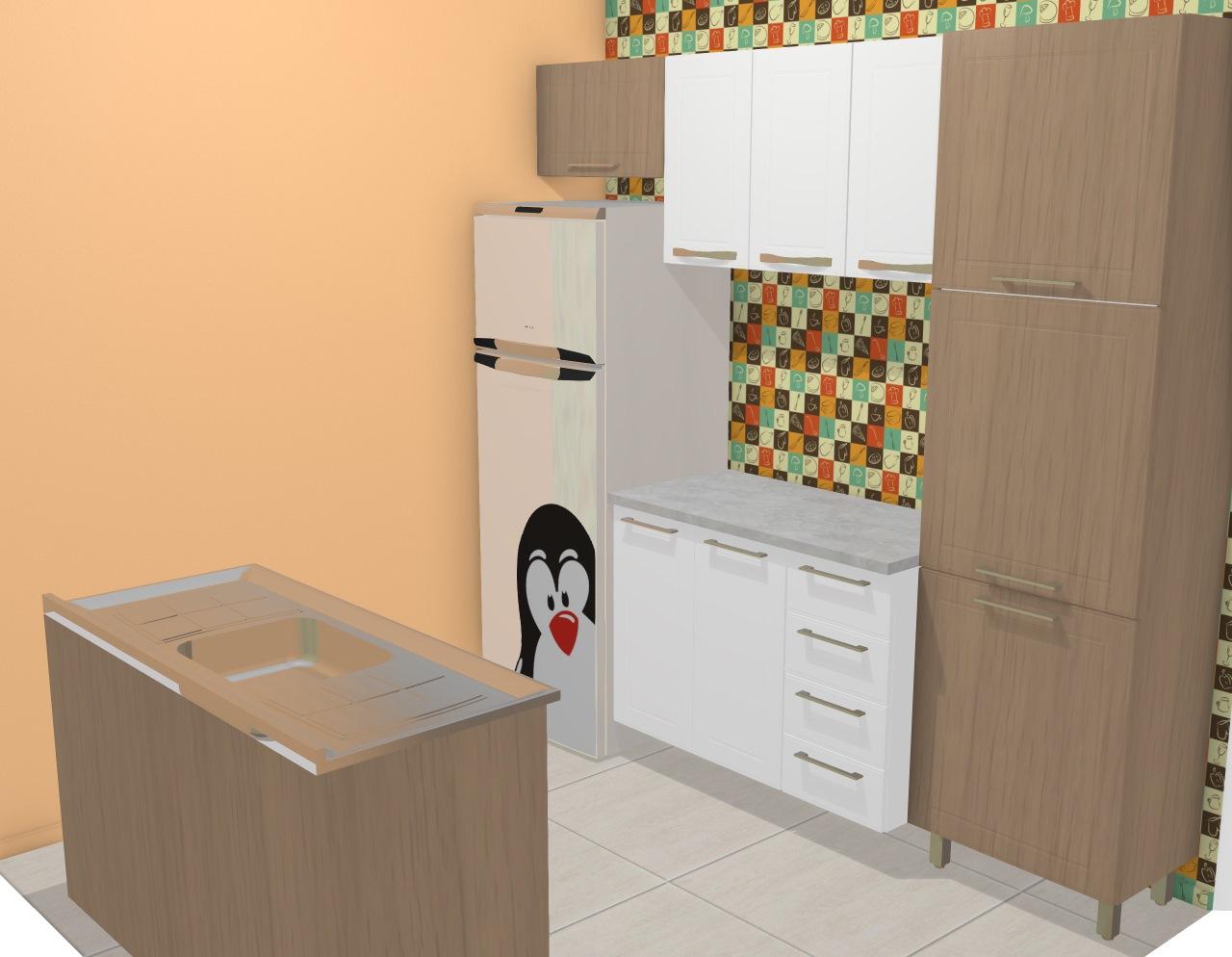 cozinha carita
