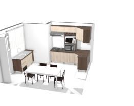Cozinha Salete AP 102