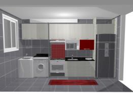 Projeto Meu Cafofo - Cozinha e AS
